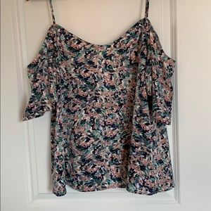 Like new! BP off shoulder blouse. Size M
